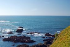 Free Coastal Views Royalty Free Stock Images - 558019