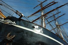 Free Old Sailing Ship Stock Images - 558084