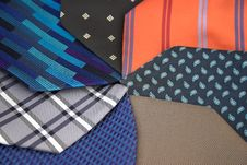 Free Tie Swatch Stock Images - 558154