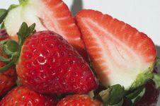 Free Strawberry Group Royalty Free Stock Photos - 558418