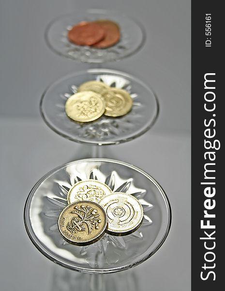 Bristish Coins