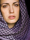 Free Arab Woman With Piercing Stock Photo - 5500180