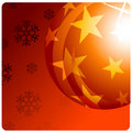 Free Christmas Ball Royalty Free Stock Image - 5500886