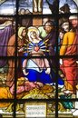 Free Winow-pane From Gothic Church In Paris Royalty Free Stock Image - 5502926