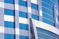 Free Blue Corporate Building Stock Image - 5503161