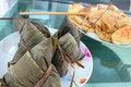 Free Glutinous Rice Dumpling Royalty Free Stock Images - 5505229