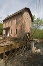 Free John Wood Grist Mill 2 Stock Photos - 5505373