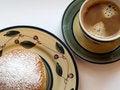 Free Bismarck And Coffee Stock Image - 5505861