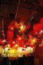 Free Lanterns 14 Royalty Free Stock Image - 5509986
