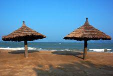 Free Relax On The Beach Stock Photos - 5500123