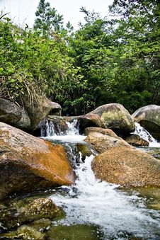 Free Pisang River Royalty Free Stock Photography - 5500207