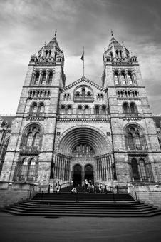 Free Natural History Museum Stock Images - 5500294