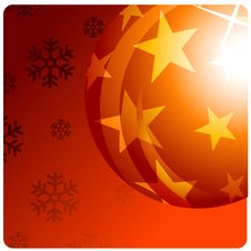 Free Christmas Ball Royalty Free Stock Image - 5500886