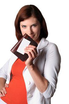 Free Businesswoman Stock Photo - 5501040
