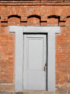 Free Brick Wall Decoration Royalty Free Stock Images - 5501839