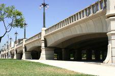 Free Architectural Bridge Stock Photo - 5502200