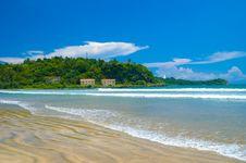 Free Tropical Beach Stock Image - 5502281