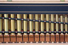 Free Old Organ Instrument Royalty Free Stock Image - 5502716