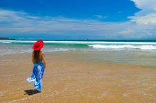 Free Tropical Beach Stock Photos - 5503083