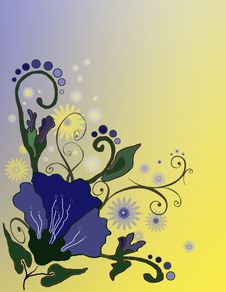 Free Flora Royalty Free Stock Image - 5503146