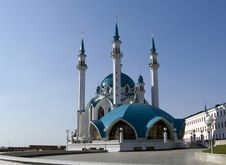 Free Mosque Kul-Sharif Stock Images - 5503574