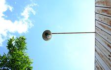 Free Street Light Bulb Stock Image - 5504851