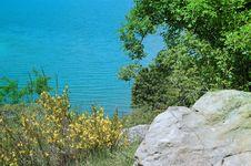 Free Lake In Mountain Stock Images - 5505084