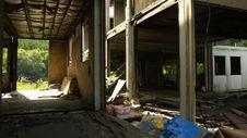 Ruine Stock Photo