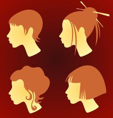Free Female Hairdresses Stock Photography - 5505372