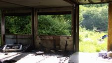 Free Destroyed Home Stock Photography - 5505412