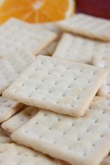Free Rectangle Biscuits Stock Image - 5505961
