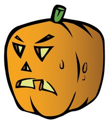 Free Jack-O-Lantern Royalty Free Stock Photography - 5506467