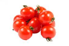Free Tomatoes With Water Droplets Stock Photo - 5506500