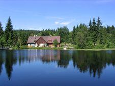 Free Mountain Lake Stock Images - 5507364