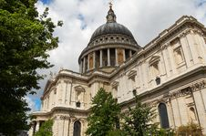 Free St Paul Cathedral Stock Images - 5508514