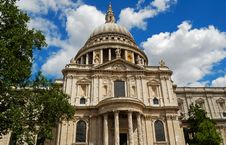 Free St Paul Cathedral Stock Photo - 5508550