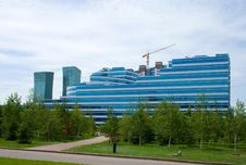 Free Astana. Kazakhstan. Royalty Free Stock Image - 5509646