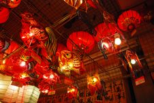 Free Lanterns 11 Royalty Free Stock Photos - 5509838