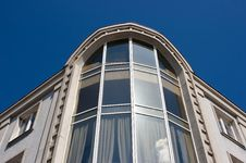 Free Windows Of The New Building Stock Photos - 55069563