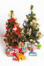 Free Christmas Trees And Presents Stock Photo - 5512020