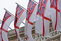 Free Admiralty Arch Flags Stock Photos - 5512573
