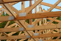 Free Trusses Royalty Free Stock Image - 5513096