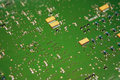 Free Circuit Board IC Royalty Free Stock Images - 5514499