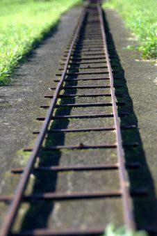 Free Modle Track Stock Photos - 5510233