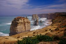 Free Twelve Apostles Stock Photography - 5510442