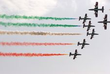 Free Italian Arrows Royalty Free Stock Photos - 5510738