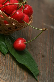 Free Cherry Royalty Free Stock Photo - 5510795