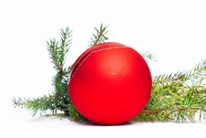 Free Christmas Decoration Stock Image - 5511211
