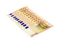 Free Euro Banknotes Stock Photography - 5511652