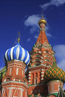 Free Moscow Russia Stock Photos - 5512893